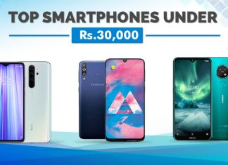 Best phones below 30000 nepal