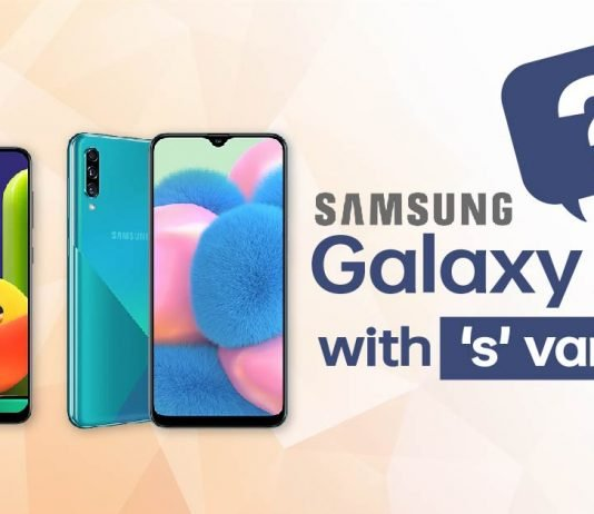 Galaxy Aseries S variants not worth it