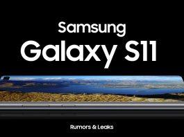 Samsung Galaxy S11 rumors leaks