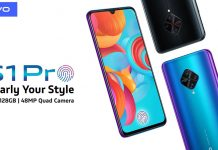 Vivo S1 Pro Price Specifications