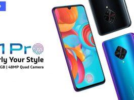 Vivo S1 Pro Price Specifications