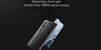 Xiaomi Mi Note 10 Price Nepal