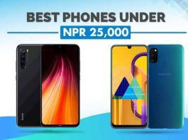 best phones under 25000 in nepal