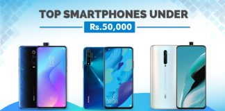 best phones under 50000 in Nepal