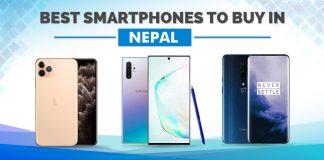 best smartphones 2020 in nepal