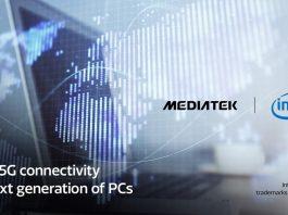 intel and mediatek teaming up to make 5g chips for pcs