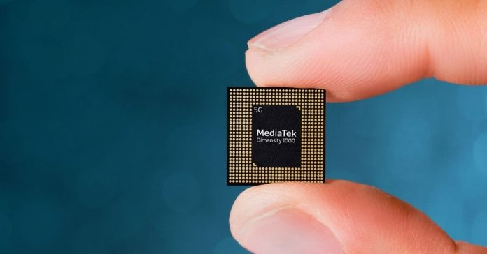 mediatek dimensity 1000 5g chipset