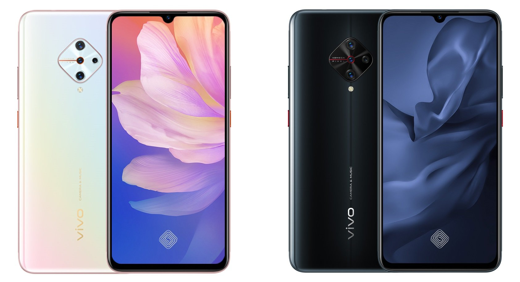 vivo s1 pro color options