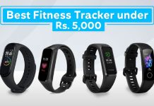 Best budget fitness trackers Nepal