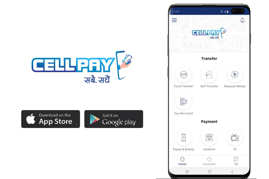 Cellpay mobile app best app nepali nepal digital wallet