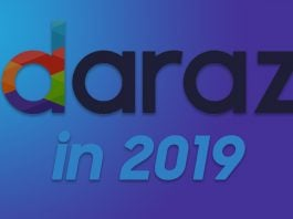 Daraz 2019 Year-End Data statistics
