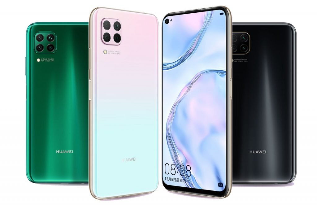 huawei nova 6 SE price nepal specifications features launch date