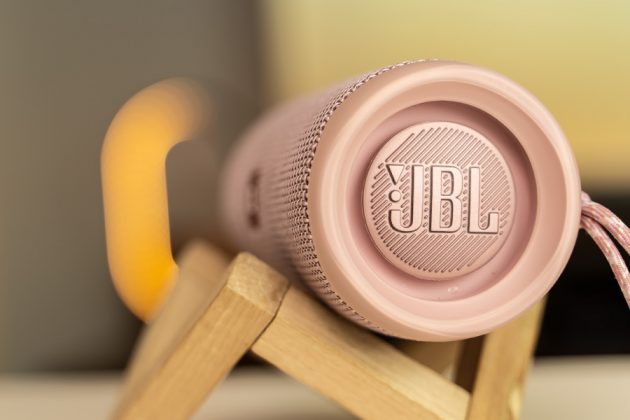 jbl flip 5 passive radiators side 2 pink color option speaker