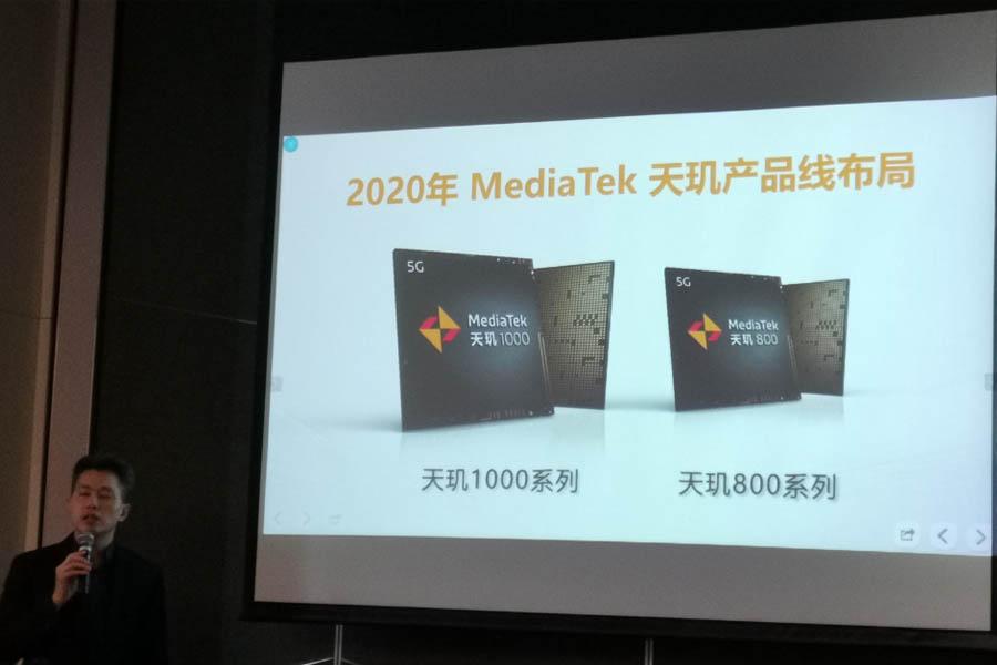 Mediatek Deminsity 1000 and Deminsity 800