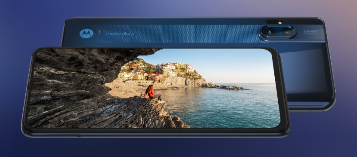 Motorola One Hyper Design & Display