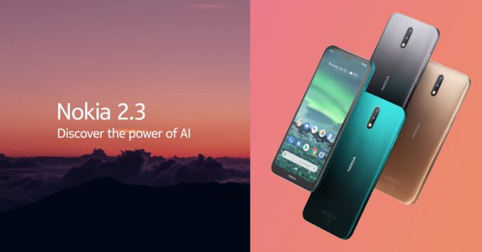 Nokia 2.3 Price Nepal specs availability