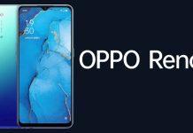 OPPO Reno 3 5G.