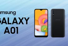 Samsung Galaxy A01 price nepal specifications