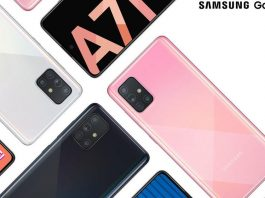 samsung Galaxy A71 price nepal features specifications