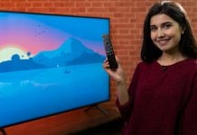 Samsung UA55RU7100R TV review
