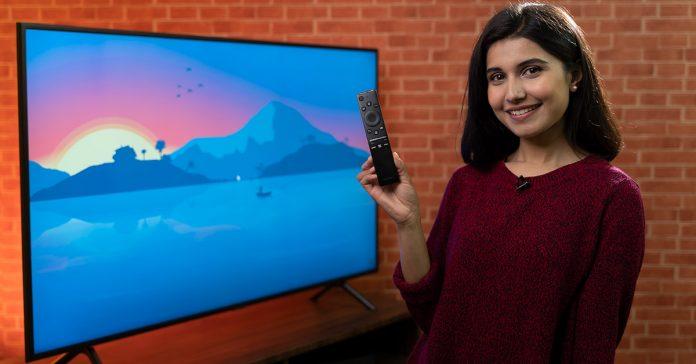 Samsung UA55RU7100R TV review