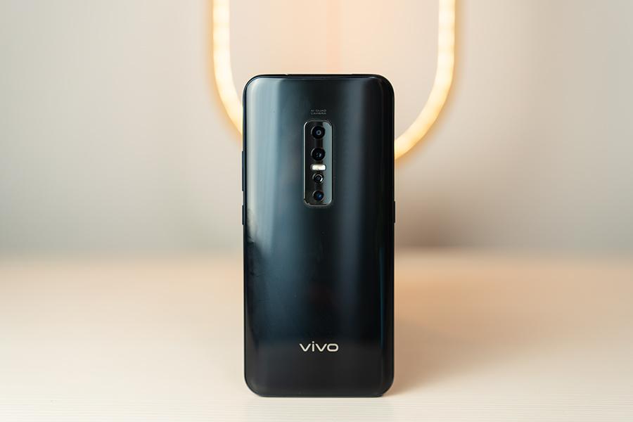 Vivo V17 Pro Design 1