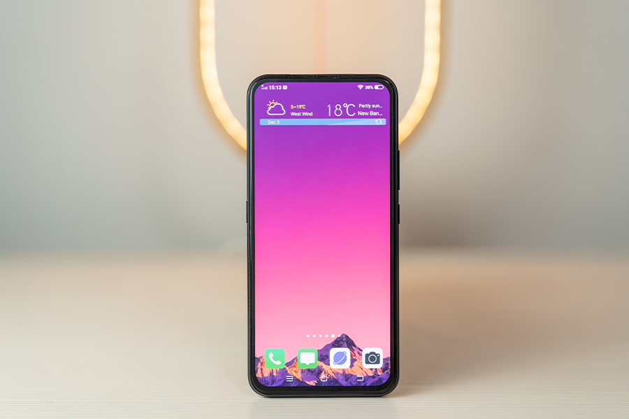 Vivo V17 Pro Display 2