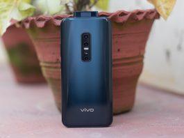 Vivo V17 Pro Long Term Review back design pop-up camera