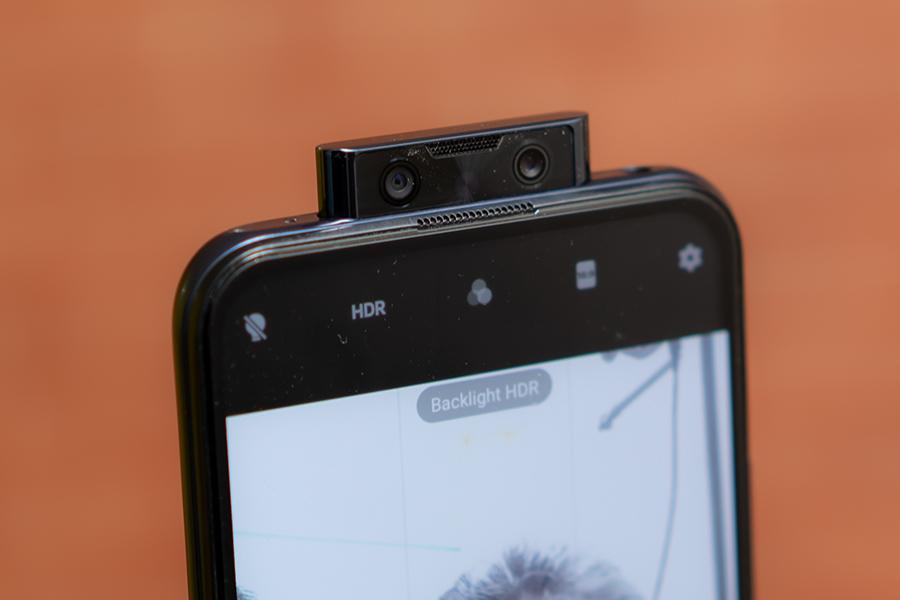 Vivo V17 Pro Pop-Up Camera motorized selfie dual selfie camera