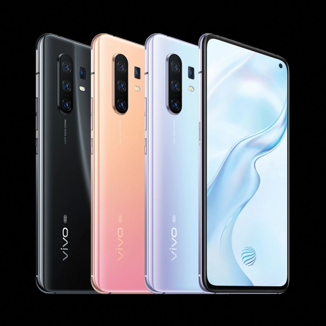 Vivo X30 Pro official photo
