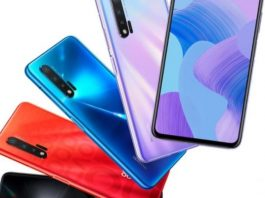 huawei nova 6 5G price nepal specifications features launch date