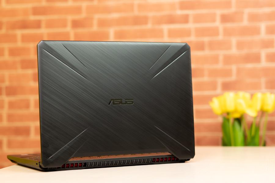 ASUS TUF FX505GT design
