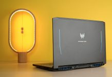Acer Predator Helios 300 2019 Review Intel Core i7-9750H Processor RTX 2060 Graphics Card