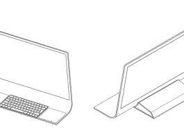 Apple iMac new design