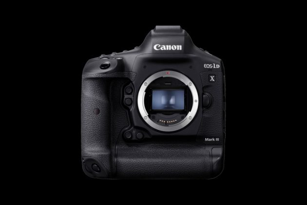 Canon EOS-1D X Mark III DSLR Camera Front