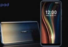 Coolpad 5G smartphone (CES 2020)