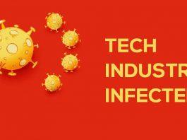Coronavirus takes a toll on the tech world