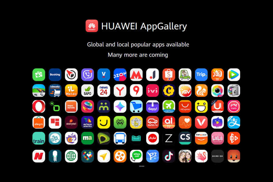 Huawei Mobile Services (HMS) AppGallery