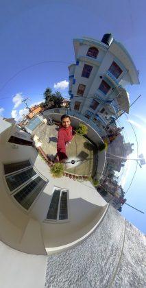 Huawei EnVizion 360 Camera Little Planet Sample 4