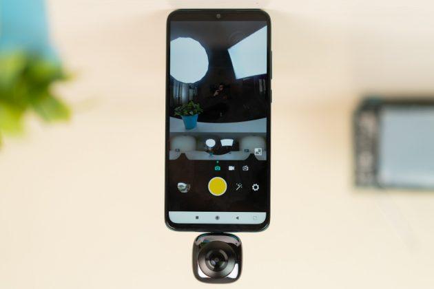 Huawei EnVizion 360 camera app
