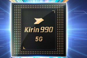 Huawei Kirin 990 5G Soc