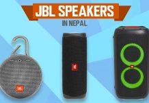 JBL Speakers Price in Nepal 2020