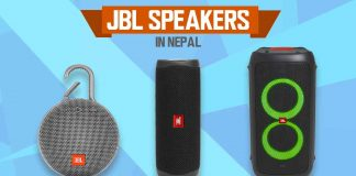 JBL Speakers Price in Nepal 2020