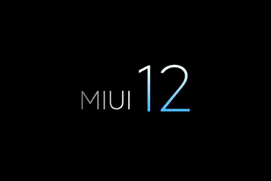 MIUI 12 Xiaomi custom-os