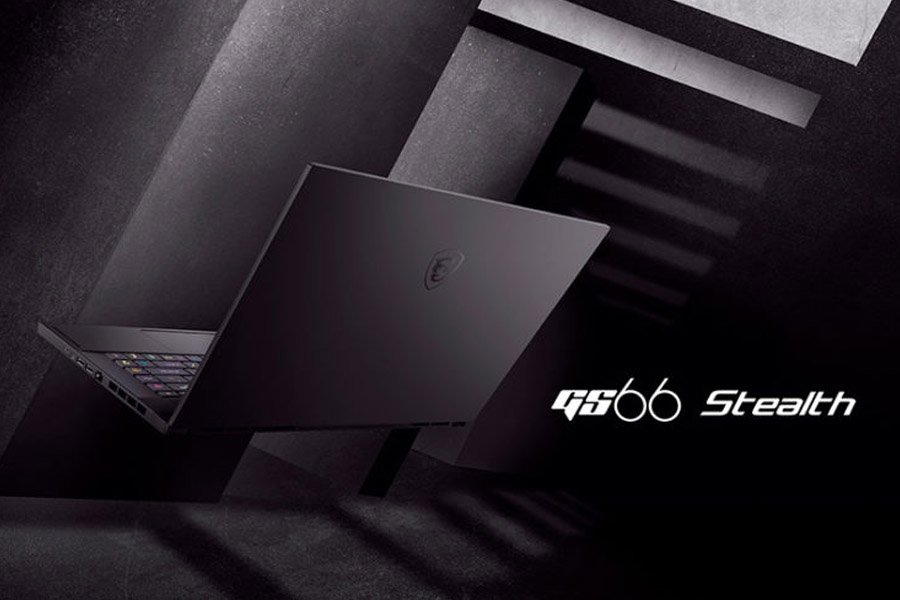MSI GS66 Stealth Laptop