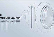 Mi 10 series launch date
