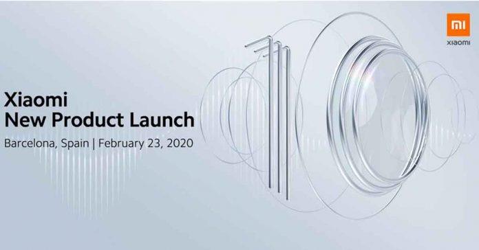 Mi 10 series launch date