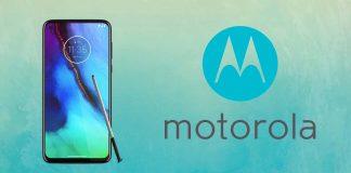 Motorola's upcoming phone with stylus pen