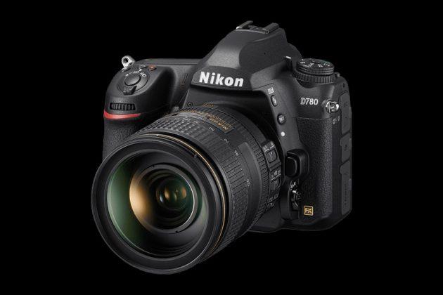 Nikon D780 DSLR Camera Design