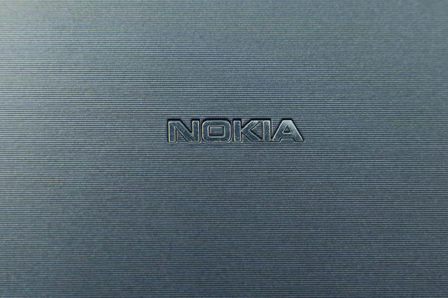 Nokia 2.3 Back Vertical Ridge